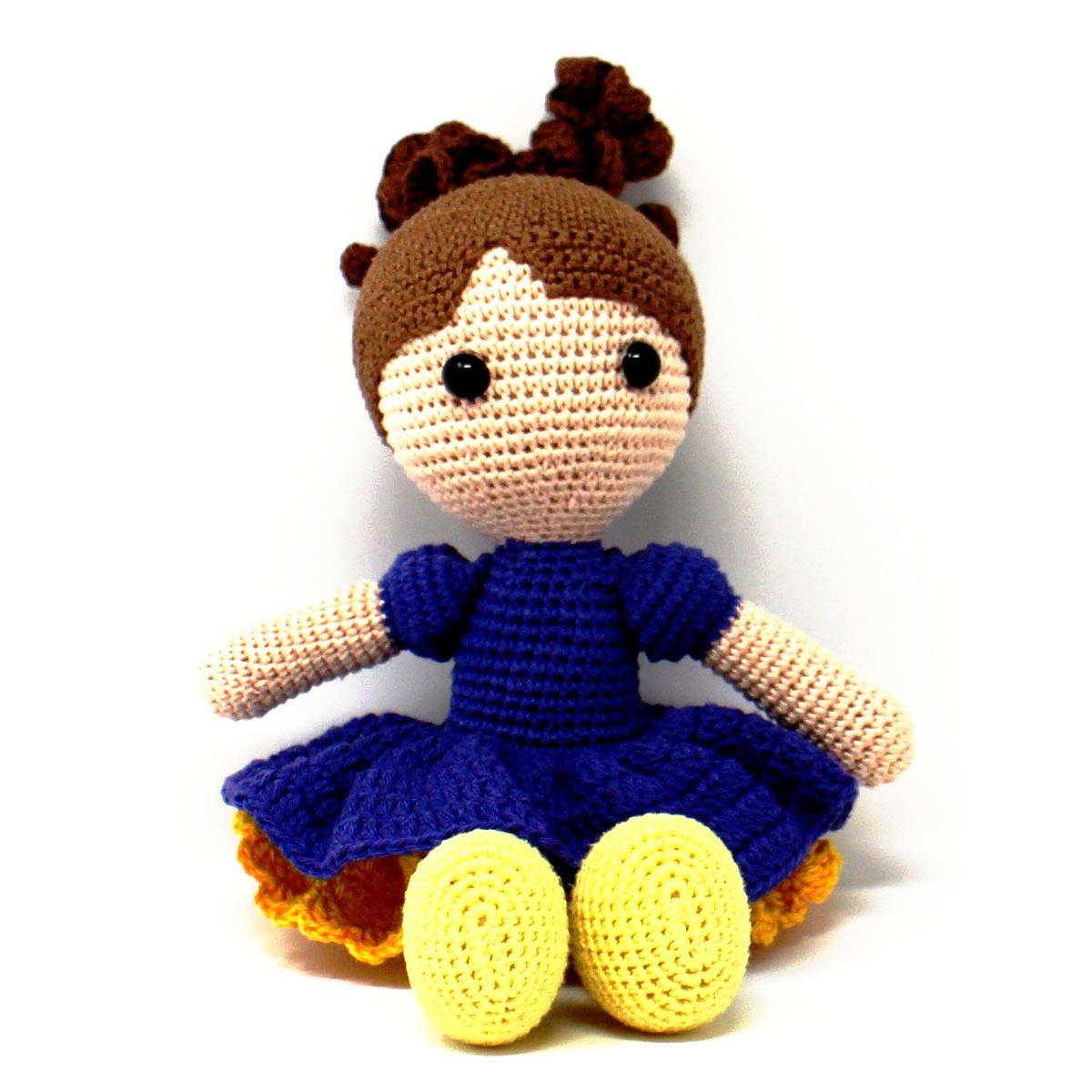 žaislai mergaitėms berniukams internetu nerti rankų darbo